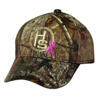 Hunters Specialties Women's Breast Cancer Awareness Baseball Cap