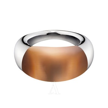 Calvin Klein Jewelry Ellipse KJ03HR010105 Women's Ring
