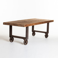 Tosca Industrial Dining Table