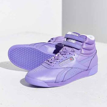 Reebok Freestyle Hi Spirit Sneaker - from Urban Outfitters b194f4722