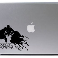 Dementor Decal / Harry Potter Decal / Macbook Decal / Laptop Decal / Macbook Sticker / Laptop Sticker / Harry Potter