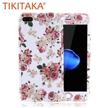 Style201 Dirt-Resistant Full Body Protective Phone Cases For Iphone 7 6S Plus 0905-88