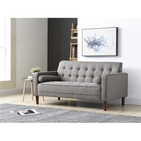 Nathaniel Home Nolan Small Space Sofa, Multiple Colors - Walmart.com