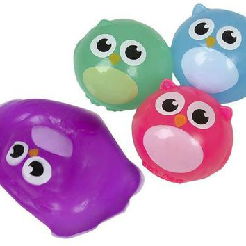 splat owl ball Case of 144