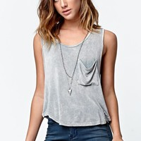 Me To We Summer Daze Tank Top - Womens Tee