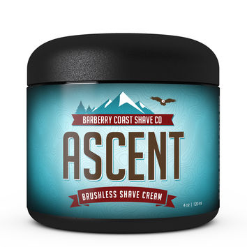 Himalayan Ascent Shave Cream