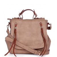 Sole Society Rhea Vegan Messenger