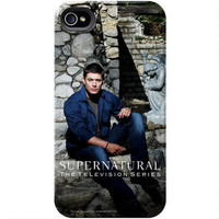 Supernatural Jensen iPhone Case |