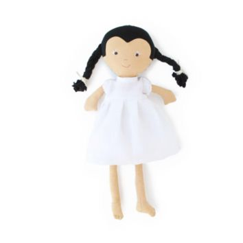 Celia Organic Girl Doll by Hazel Village
