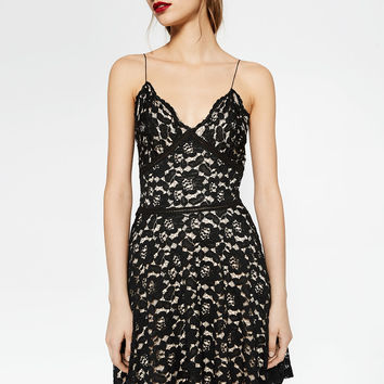 LACE DRESS - View all-WOMAN-NEW IN | ZARA United States