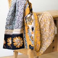 Babe no. 19 Kantha Mini Blanket