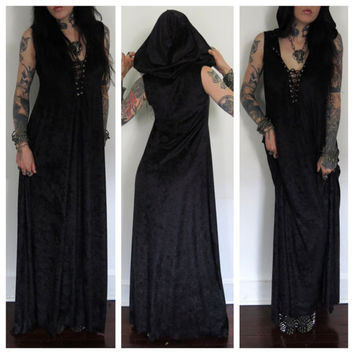 Hell Couture Witching Hour Maxi Dress