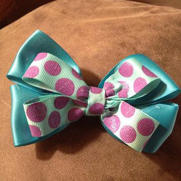 Disneys monsters inc sulley bow