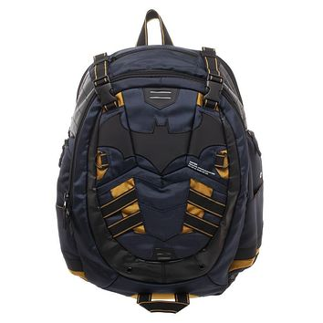 MPBP DC Batman Backpack Built Up DC Backpack Inspired by Batman