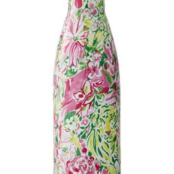 S'well x Lilly Pulitzer® Into the Groves 17-Ounce Stainless Steel Water Bottle | Nordstrom