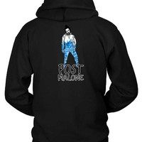 DCCKG72 Post Malone Trend Design Hoodie Two Sided