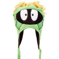 Looney Tunes - Marvin The Martian Peruvian Knit Hat