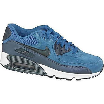 Nike Air Max 90 Leather Women's Running Sneakers