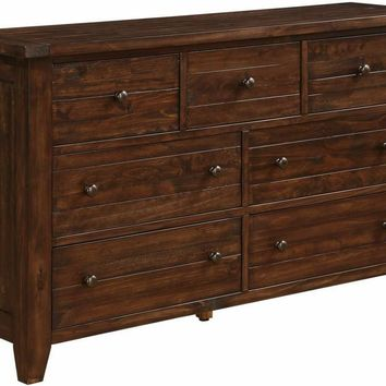 Shadow Hills 7 Drawer Dresser