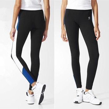 DCCKSP2 Adidas Women Fashion Running Leggings Sweatpants