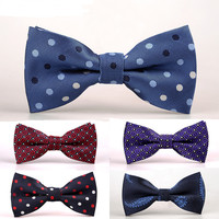 GUSLESON New Design Mens Bow Tie