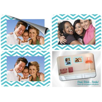 Fodeez Adhesive Picture Frame 3pk