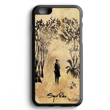 Custom Case Sigur Ros Painting Art for iPhone Case & Samsung Case
