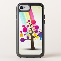Abstract Art Speck iPhone Case