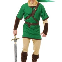 Adult Elf Hero Costume - Zelda Link Costume Ideas