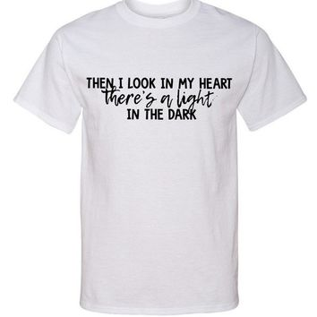 Niall Horan - Flicker - Light in the Dark T-Shirt