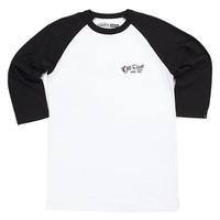 Boys Sonny Script Raglan T-Shirt | Shop Boys Shirts at Vans