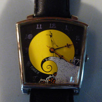 Vintage Timex Nightmare Before Christmas Watch