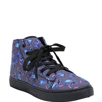 Disney Lilo & Stitch Allover Print Hi-Top Sneakers