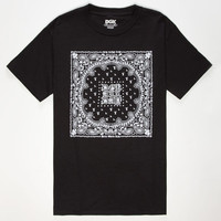 Dgk Rag Mens T-Shirt Black  In Sizes