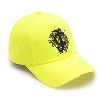 Neon Baseball Cap by Juicy Couture