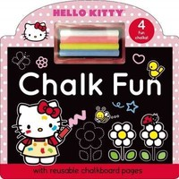 Chalk Fun (Hello Kitty)