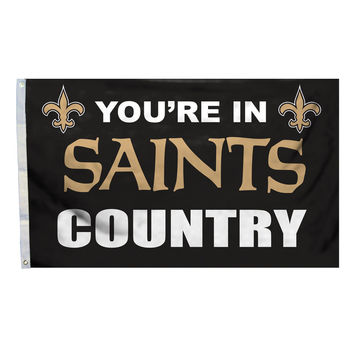 New Orleans Country 3X5 Flag