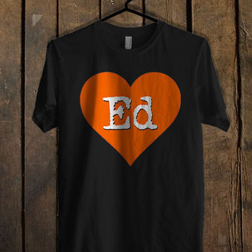 love Ed Sheeran T Shirt Mens T Shirt and Womens T Shirt **