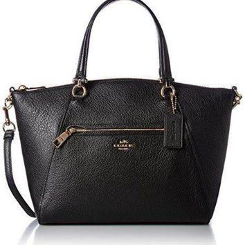 ONETOW Coach Women's Prairie Satchel Bag