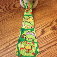 Teenage mutant ninja turtles Necktie