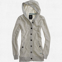 Women's Dogwood Hooded Cardigan - Burton Snowboards