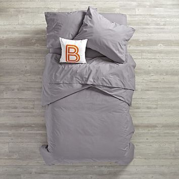 Simply Grey Bedding