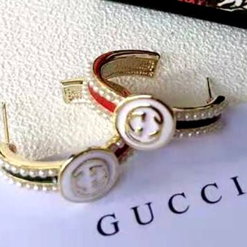 Free shipping-GUCCI new wild female earrings