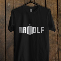 Bad Wolf - Doctor Who Mens T Shirt