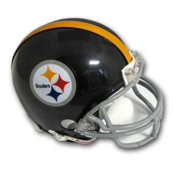NFL Mini Replica Throwback Helmet - Steelers 63-76