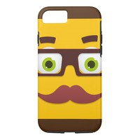 Funny Face iPhone 8/7 Case