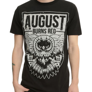 August Burns Red Owl T-Shirt