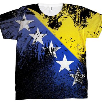 Proud To Be Bosnian T-Shirt