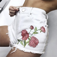 Women's Fashion Hot Sale Summer Denim Shorts [11616510031]