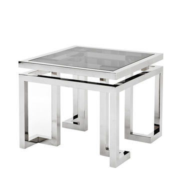 Eichholtz Palmer Side Table - Steel